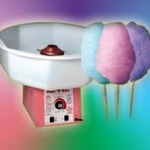 cotty candy machine