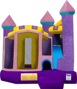 Dazzling Bounce Castle